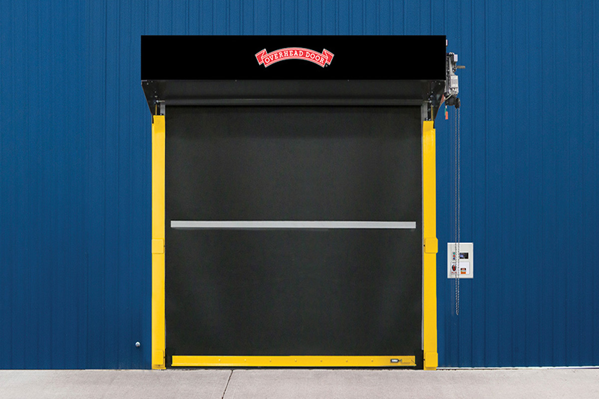 High Speed Rubber Doors